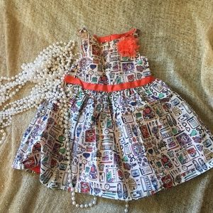 Super adorbs spring dress!